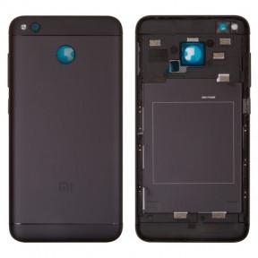 Задняя крышка Xiaomi Redmi 4X черная