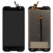 Дисплей Blackview BV5000, GoClever Quantum 2 500 Rugged с сенсором (тачскрином) черный