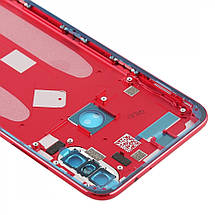 Задняя крышка Xiaomi Mi A2, Mi6x красная, фото 3