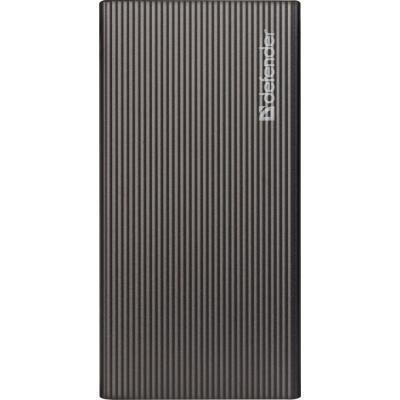Батарея универсальная Defender ExtraLife Fast 5000B Li-pol, 5000mAh, U