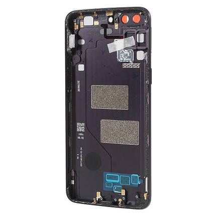 Задняя крышка OnePlus 5 (A5000) черная, фото 2