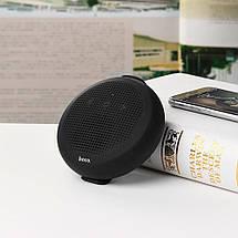 Портативная Bluetooth колонка Hoco BS18 Temper Sound черная, фото 3