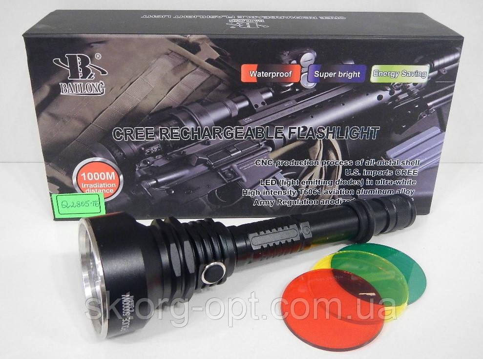 Подствольный фонарь Police Bailong BL-Q2805-T6 50000W