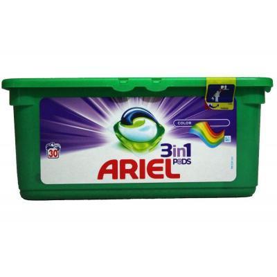Капсулы для стирки Ariel Color 30 шт (8001090758446)