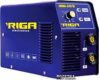 Сварочный инвертор RIGA ММА-240 SIB