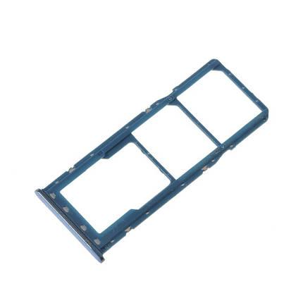 Держатель Sim-карты и карты памяти Samsung A205F Galaxy A20 2019, A305F A30 2019, A505F A50 2019, A705F A70, фото 2