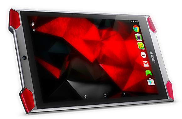 Геймерский смартфон с процессором 10 ядер Acer Predator 6 Gaming smartphone processor with 10 cores of Acer Predator 6