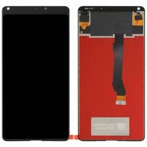 Дисплей Xiaomi Mi Mix 2S з сенсором (тачскрін) чорний, фото 2