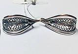 Ажурный набор в серебре Симона, фото 3
