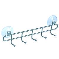 Набор крючков для ванной на присосках Artex 5шт AR91705