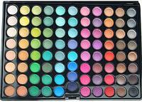 Полноцветная Палитра теней 88 цветов с зеркалом