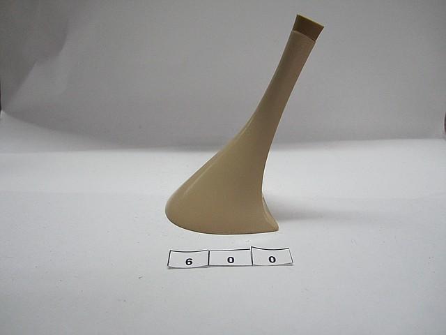 Каблук женский пластиковый 600 h-8см.