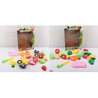 Продукты игрушечные 18753-54  на липучке, Bambi