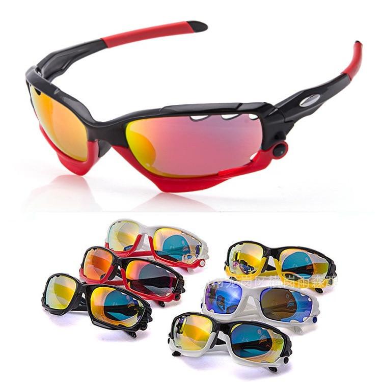 """Спортивні окуляри зі змінними лінзами Oakley """"Jawbone"""" Polished Vented"""