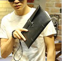 Мужская кожаная сумка. Модель с17, фото 2