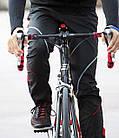 """Зимние непродуваемые непромокаемые вело-штаны Sobike """"Whirlwind"""" (S - 4XL), фото 4"""