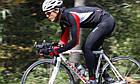"""Зимние утеплённые флисовые вело-штаны Sobike """"Galaxy"""" с памперсом, фото 3"""