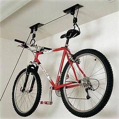 """Подвесное крепление / держатель для велосипеда на потолок """"крюк"""""""
