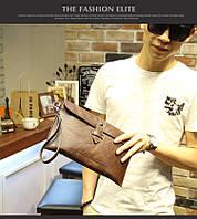 Мужская кожаная сумка. Модель с17, фото 6