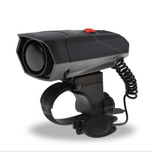 Велосипедний дзвінок / гудок електричний Deemount - 110 Дб, п'ять видів сигналів