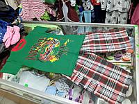 Костюм детский летний для мальчика футболка и шорты р.116 - 140