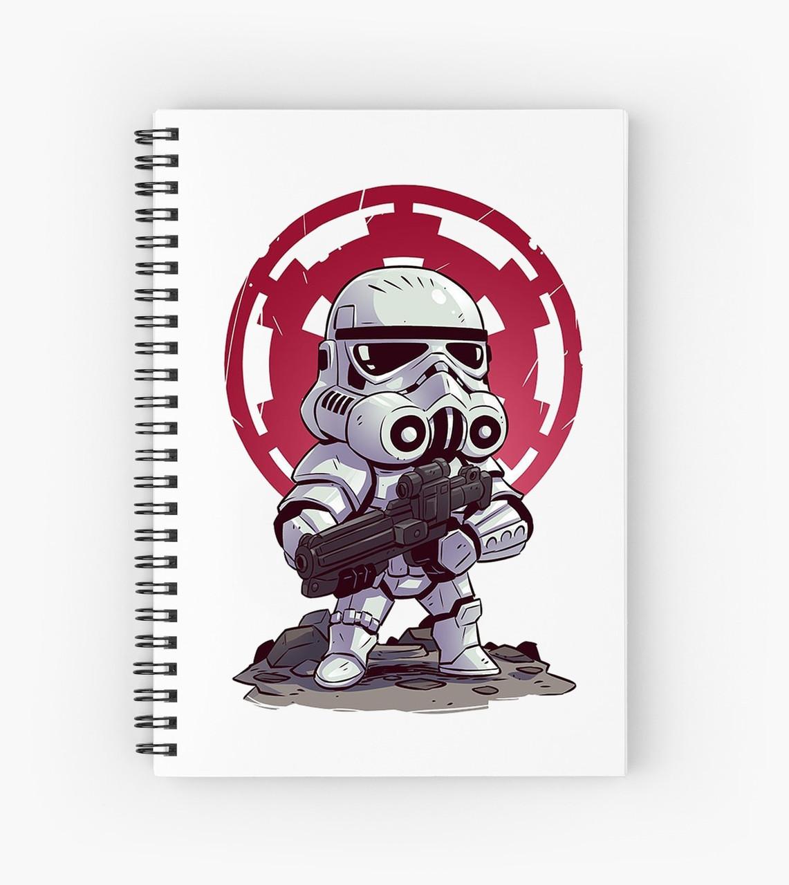 Блокнот Star Wars 4
