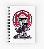 Блокнот Star Wars 4, фото 1