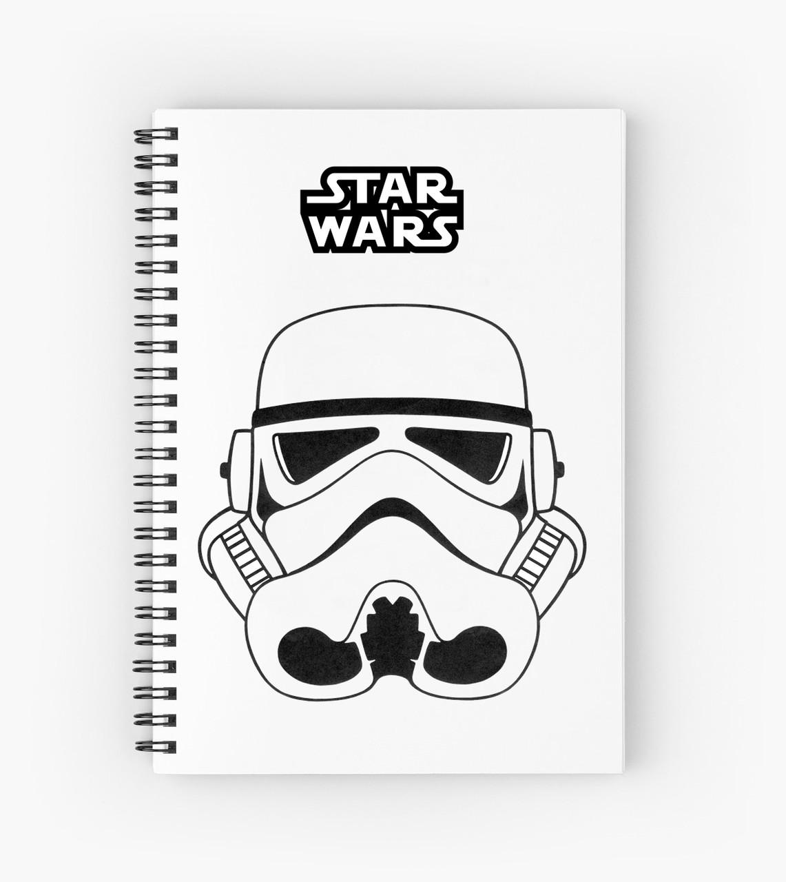 Блокнот Star Wars 7