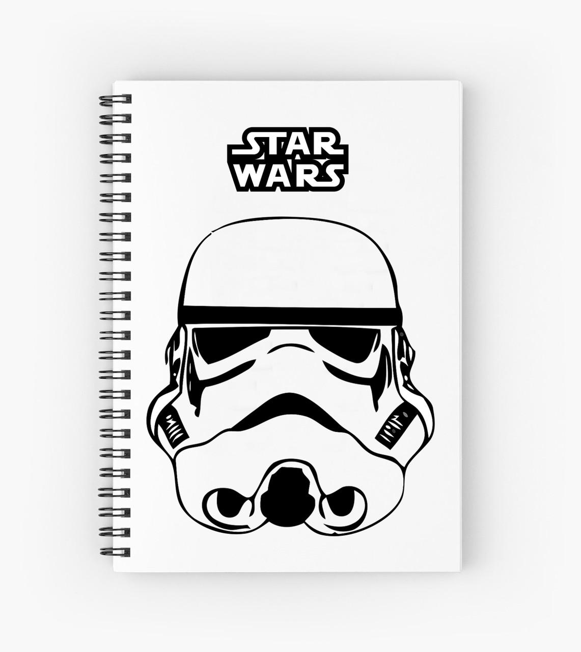 Блокнот Star Wars 8
