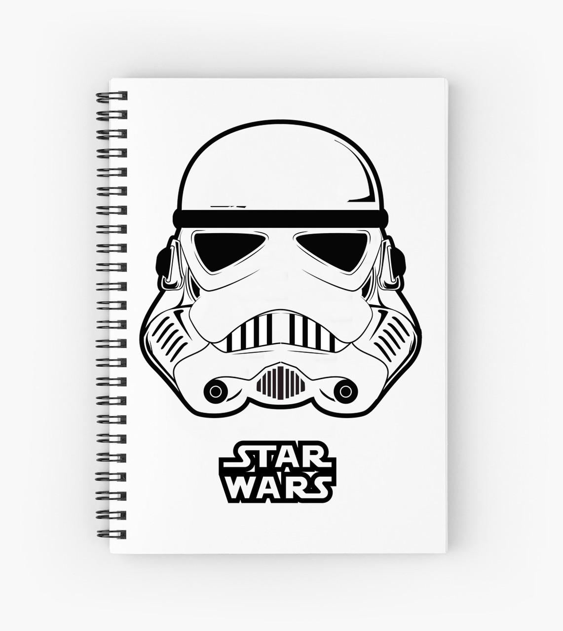 Блокнот Star Wars 9