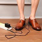 Теплі устілки у взуття з підігрівом від USB до 50 градусів, фото 2