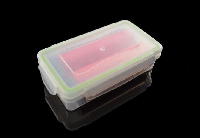Защитный герметичный футляр / бокс / для аккумуляторов 2*18650 или 4*16340 с резиновой прокладкой