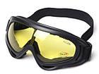 Вело / мото / спортивная / горнолыжная / лыжная солнцезащитная маска X400 (7 РАСЦВЕТОК), фото 2