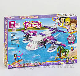 """Конструктор  """"Самолет"""" 172 детали , детский игровой набор"""