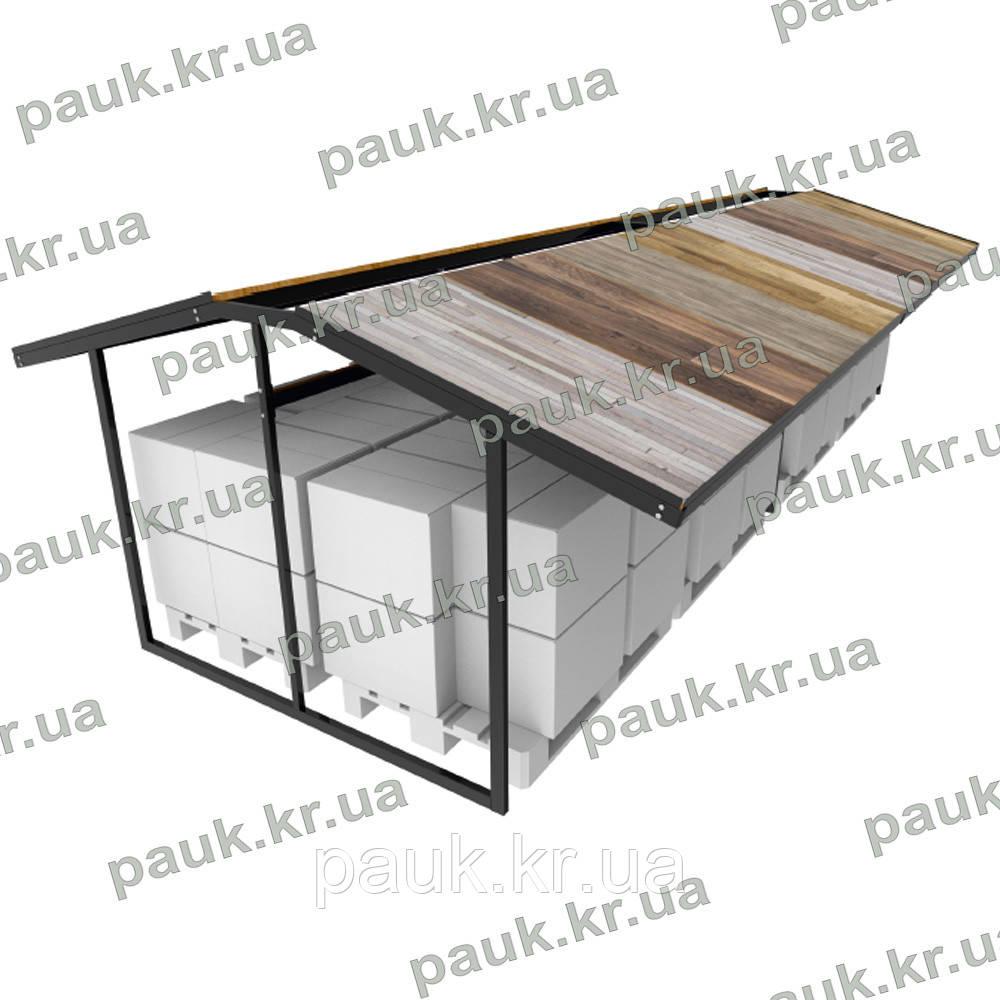 Экспозитор для напольных покрытий, ТИП 1, EE-NP1