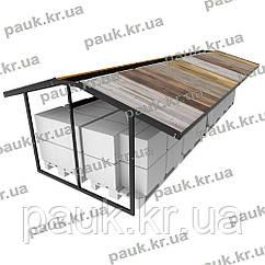 Експозитор для підлогових покриттів, ТИП 1, EE-NP1