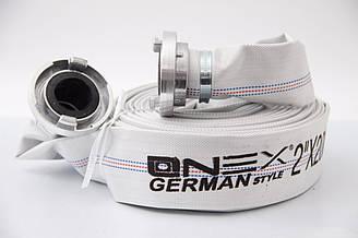"""Шланг зі з'єднаннями ONEX OX-806-802 2"""" 30м для вигрібних та каналізаційних ям"""