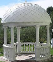 Ротонда (бетонні вироби) без купола
