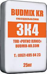 Аналог Церезит CM17. Клей для плитки ЗК4 BUDMIX KR 25кг