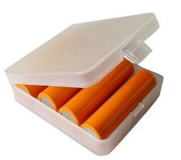 Защитный футляр / бокс / кейс / контейнер для хранения аккумуляторов 4*18650