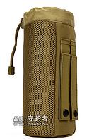 """Чохол тактичний для фляги / """"подфляжник"""" Protector Plus A010, до 800 мл"""