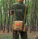 """Чехол тактический для фляги / """"подфляжник"""" Protector Plus A010, до 800 мл, фото 2"""