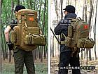 """Чехол тактический для фляги / """"подфляжник"""" Protector Plus A010, до 800 мл, фото 4"""