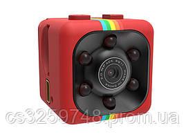 Мини камера UTM SQ11 HD дропшипинг и опт Красная Синя и Черная, фото 2