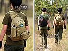 Рюкзак / сумка-слинг тактическая (наплечная) с одной лямкой Protector Plus X204, фото 5