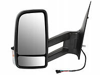 Зеркало в сборе длинное Mercedes Sprinter Crafter, фото 1