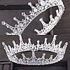 Корона на голову круглая , украшения и аксессуары, фото 3