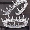 Корона на голову круглая , украшения и аксессуары, фото 7