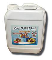 Жидкое средство против водорослей без запаха для бассейна Сплеш Альгицид 5 л