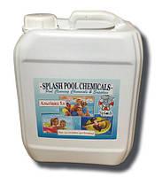 Жидкое средство без запаха против водорослей для бассейна Сплеш Альгицид 5 л